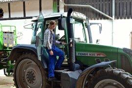 Ausbildung zur Landwirtin