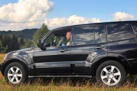 Geländewagen vs. SUV