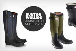 Hunter Gummistiefel